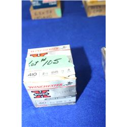 Shot Shells - 1 Box