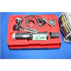 Tasco Laser Point Scope & Case