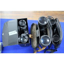 Binoculars (3 prs)