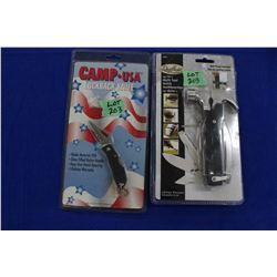 Camp USA Lockback Knife & a Multi-Tool