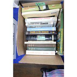 Hunting Books (1 Box)