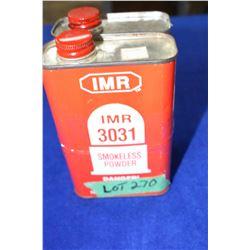 Smokeless Powder - 2 Tins (Full)