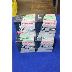 Shotshells - 6 Boxes