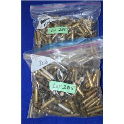 Brass - 2 lrg. Bags (approx. 600+ pcs - more or less)