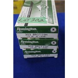 Ammunition - 3 Boxes