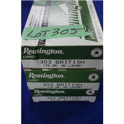 Ammunition - 3 Boxes