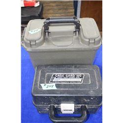 Plastic Cases (2)
