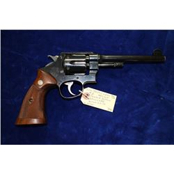 Smith & Wesson - Triple Lock #2 - Revolver (Restricted)