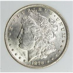 1878 REV 1879 MORGAN SILVER DOLLARS