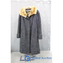 Folk's Finer Furs Long Women's Coat