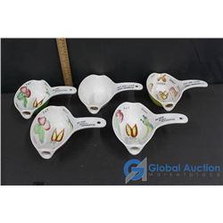 (5) Non-Drip Gravy Separators