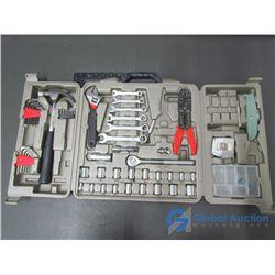 Tool Set w/ Plastic Case