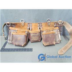 Task Leather Carpenters Tool Belt