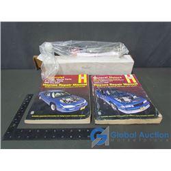 (2) Repair Manuals & Ford Fuel Level Sender