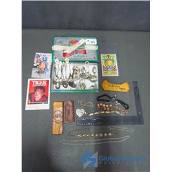 Assorted Household and Souvenir Items