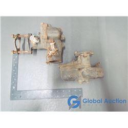 (2) Zenith Carburetors
