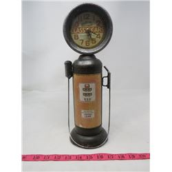 "CLOCK (GAS PUMP) *14""*"