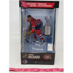 HOCKEY COLLECTIBLE (MACFARLANE TOYS) *MAURICE RICHARD* (OFFICIAL NHL)