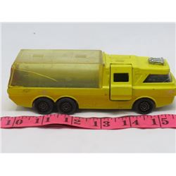DIE CAST MATCHBOX TOY (SUPERKINGS RACECAR TRANSPORTER) *1972*