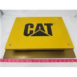 CAT ADVERTISING SIGN