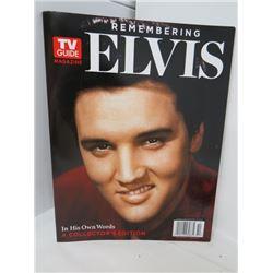 ELVIS TV GUIDE MAGAZINE (COLLECTORS EDITION)