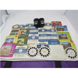 VIEWMASTER (WITH VIEWMASTER REELS)