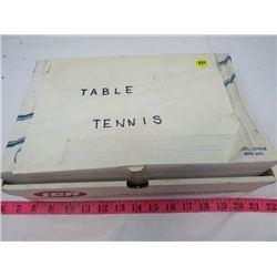 TABLE TENNIS SET (VINTAGE)