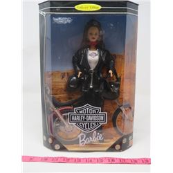 BARBIE (HARLEY-DAVIDSON MOTOR CYCLES BARBIE) *IN ORIGINAL BOX*