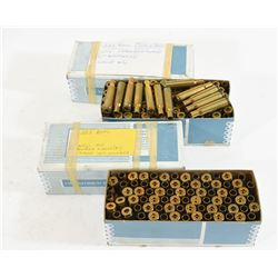 Norma 222 Rem Brass approx 180 pieces