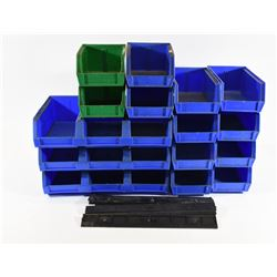 Box Lot Storage Bins
