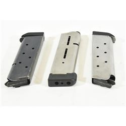 Three 1911 mags for 45 ACP