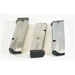Three Browning HP Mags
