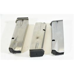 Three Browning HP Mags