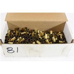 5.6 lbs 40 S&W Brass