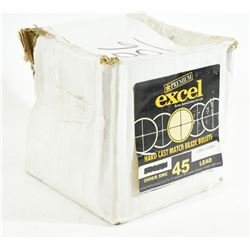 10 Kgs Excel Hard Cast Match Grade Bullets