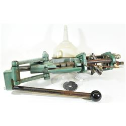 RCBS RCII Reloading Press, Funnel, & Shell Plate