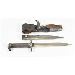 Swedish Mauser Bayonet