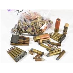 163 Rnds Mixed Rifle and Pistol Ammunition