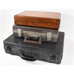 Pistol Case, Brief Case & Display Box