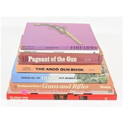 Box Lot Gun Books
