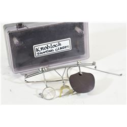 Knobloch Shooting Glasses