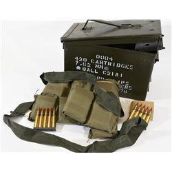 7.62 X 51 Ammo