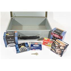 Mixed Ammo & Lock Box