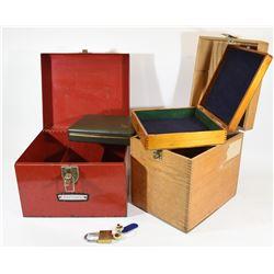 Box Lot Storage