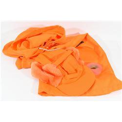 Blaze Orange Coat
