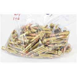 150 Rnds 308 Win Factory Ammo
