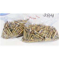 500 Rnds 223 Rem Factory Ammo