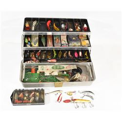 Umco Tackle Box with Lures