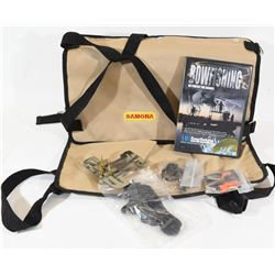 Nylon Tackle Pouch and Archery Accessories