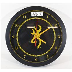 Browning Clock